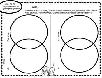 Skills-based Reading Logs for 1st Grade by Teacher'sTribe