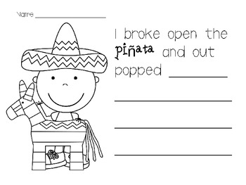 Cinco de Mayo & Skippyjon Jones Literacy & Math Unit by