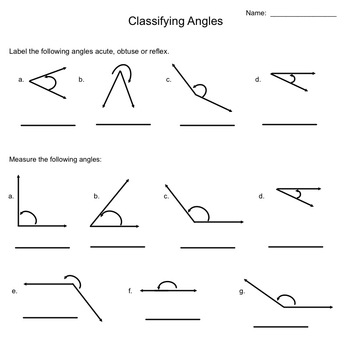 Smartboard: Classifying and Measuring Angles with