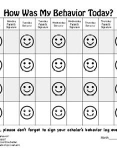 Smiley behavior chart also teaching resources teachers pay rh teacherspayteachers