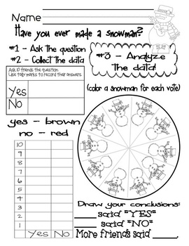 Snowmen at Work Math and Literacy Unit (Common Core