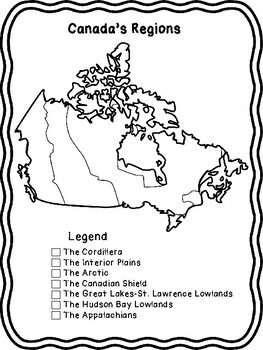 Social Studies Grade 4 Ontario Revised Curriculum Unit