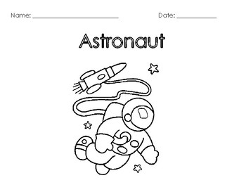 Solar System Coloring pages FREE PRINTABLE! by Miss G's