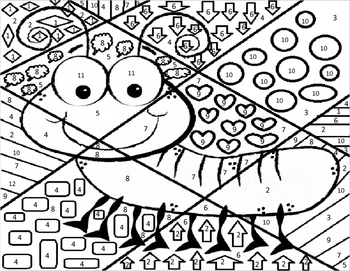 Solving Multi-Step Equations: Coloring Activity by