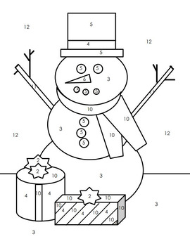 Solving Multi-Step Equations(Holiday Coloring Activity) by