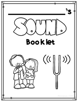 Sound Unit for Science-- Worksheets and Answer Key by The
