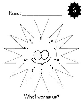 Spalding Clock Letters Dot-to-Dot Worksheets by Gina