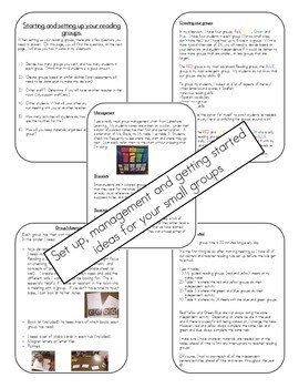 Spanish Guided Reading Groups Strategies and Resources