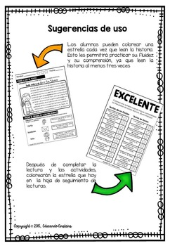 Spanish Text Based Evidence Reading Passages for MARCH by