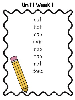 Spelling Activities for Wonders 1st Grade by Jodi Southard