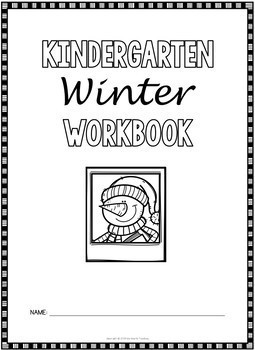 Kindergarten Winter Worksheets (Kindergarten Winter Math
