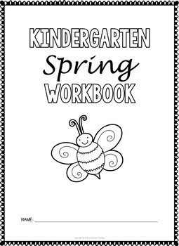 Kindergarten Spring Worksheets (Kindergarten Math