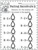 Spring Kindergarten Math & Literacy Activities (Common