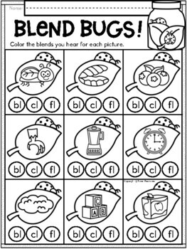Spring Activities Math and Literacy Printables... by Tweet