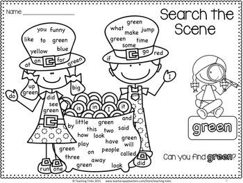 St. Patrick's Day Math Worksheets and Centres St Patrick's