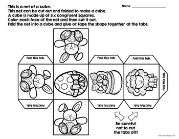 Easter Probability/Graphing Activity: Hands-On Math for