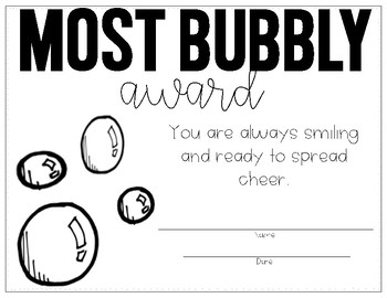 Staff Superlatives: Fun Awards for Faculty by Michelle
