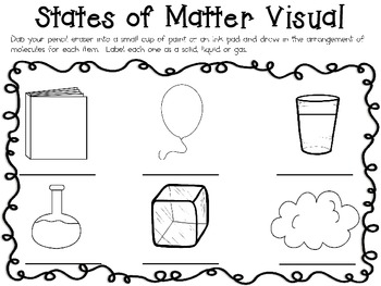 States of Matter Introduction ~ Interactive Science