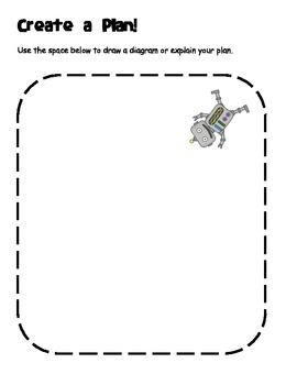 Stem Journal Template for Primary Grades by The Preppy