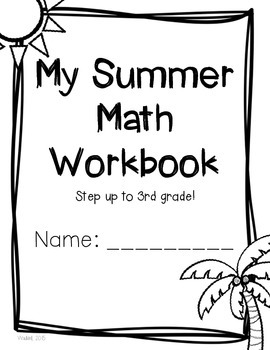 Step up to 3rd Grade: MATH {2nd Grade Common Core Math