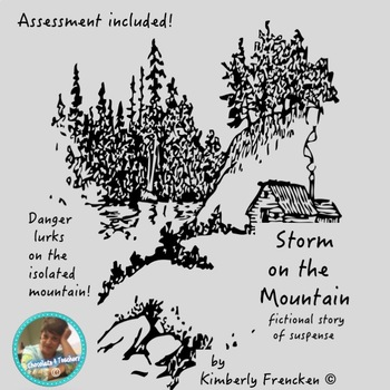 Storm on the Mountain: Fiction to Teach Suspense