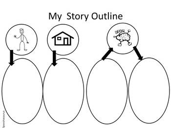 Story Starters: An interactive, no print activity by