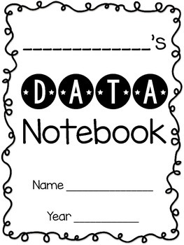Student Data Notebooks ~ FREE Printables for Reading and