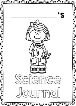 Science Journal {Scientific Method} by Miss Jacobs' Little