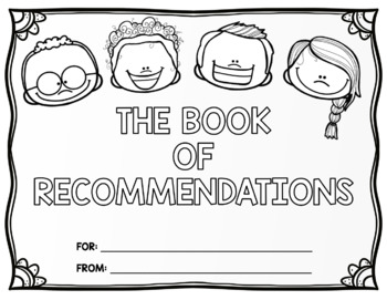 Student Teacher Letters of Recommendation by The Primary