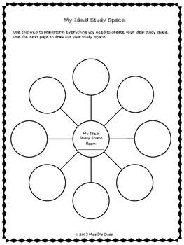 Study Skills Graphic Organizers: Organization Edition by