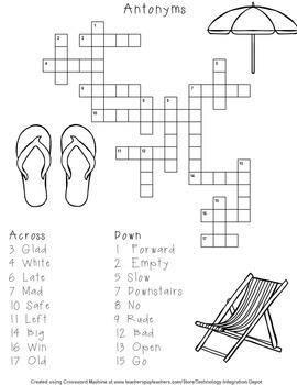 Summer Language Arts No Prep Packet- 3rd Grade by