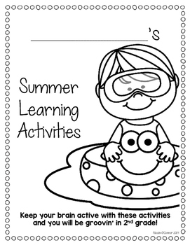 Summer Learning Activities for the Summer After First