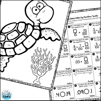 Back to School Math Packet: Fourth Grade Math Review for