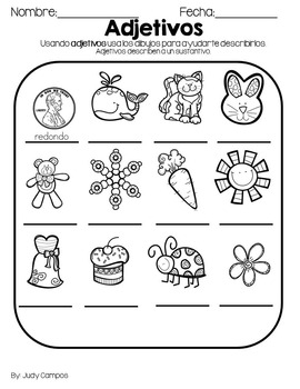 Summer Packet For Bilingual First Graders Going into
