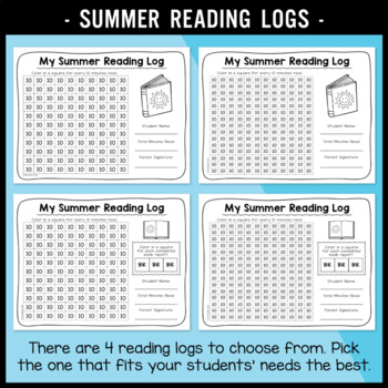 Summer Reading Survival Guide {A Craftivity} by The