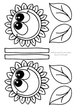 Sunflower Journals Writing Prompts to Promote Positivity