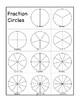 Supplemental Aids-Pictorial Model of Fraction Bars/Circles