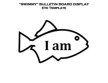 Swimmy Activity and Bulletin Board Display by Innovative