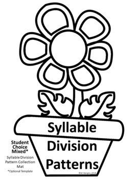 Syllable Division Fun games & activities to build skills