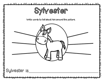 Sylvester and the Magic Pebble Story Pack by The Creative