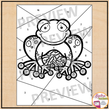 Solving Equations Coloring Sheet Coloring Pages