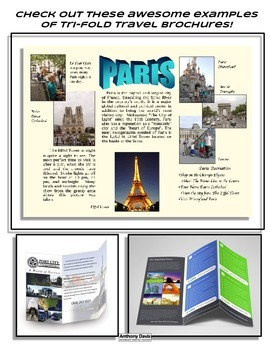 THE GIVER Travel Brochure Final Project By Teacher