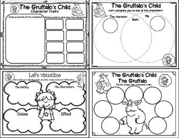 THe Gruffalo's Child (Story Companion) by Spoonful of