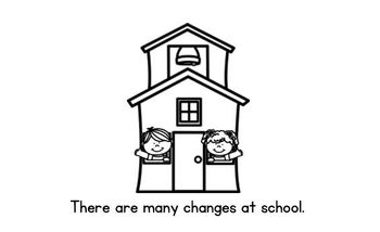 TRANSITIONS: FIRST WEEKS OF KINDERGARTEN by Kinderlove and