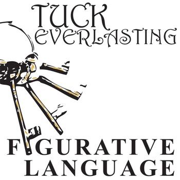 TUCK EVERLASTING Figurative Language by Created for