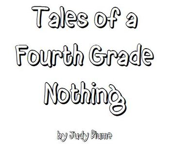 Tales of a Fourth Grade Nothing Lit Group Packet by Just