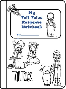 Tall Tales Unit: Complete Integrated Math, E.L.A. and