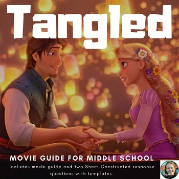 tangled movie guide common