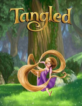 tangled movie questions
