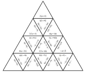 Math Puzzles, Tarsia Zip folder. Jigsaws, Puzzles and